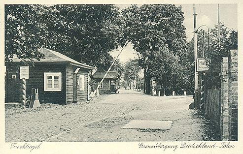 Der 1. September 1939 in Tirschtiegel