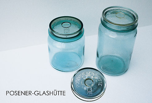 Atlas mason Glas Datierung